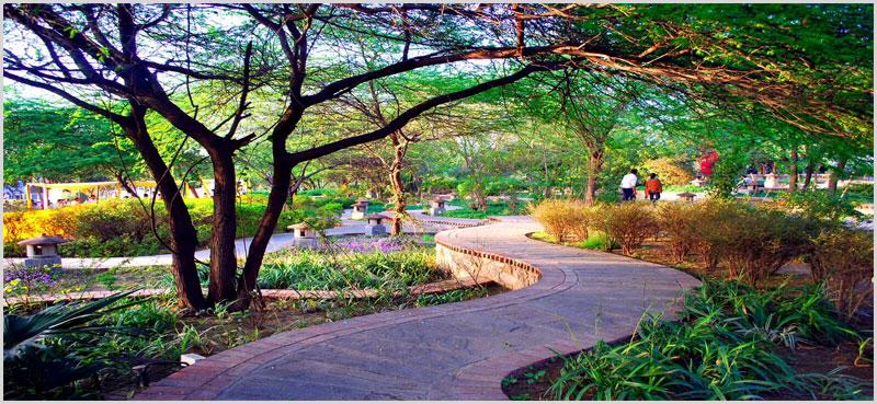 Famous Parks of Delhi