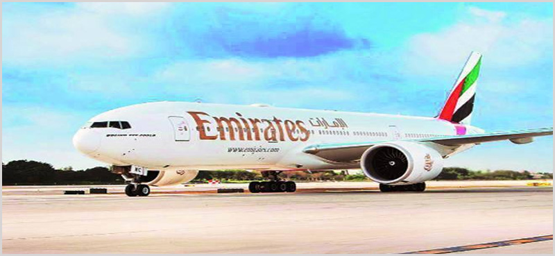 Emirates to Ahmedabad