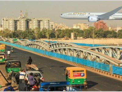 Etihad Airways to Ahmedabad