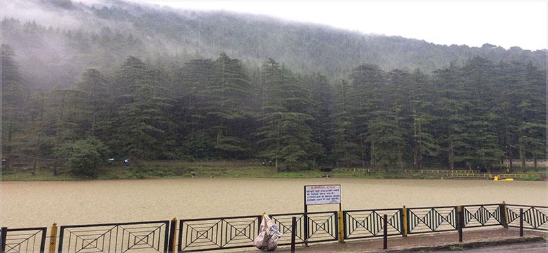 About Dal Lake, Dharamshala